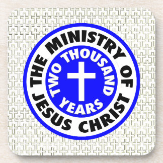 Ministry of Jesus Christ Coaster