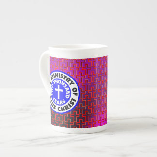 Ministry of Jesus Christ Tea Cup