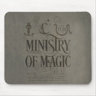 MINISTRY OF MAGIC™ MOUSE PAD