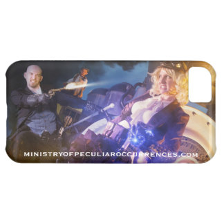 Ministry of Peculiar Occurrences iphone 5 case