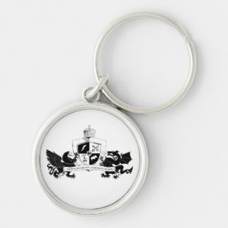 Ministry of Peculiar Occurrences keyring Keychain