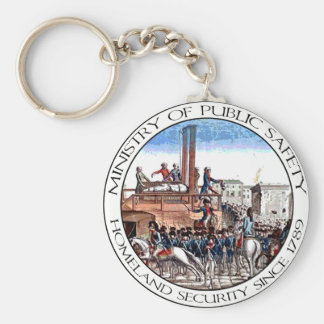Ministry of Public Safety Keychain