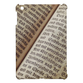 Ministry old text Bible Cover For The iPad Mini