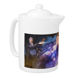 Ministry Protocol Teapot