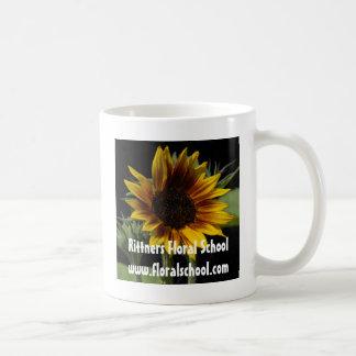 Minisunflowerlargereversed2 Taza