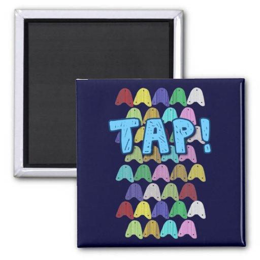 MiniTaps #10 2 Inch Square Magnet