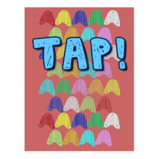 MiniTaps #10 Postcard
