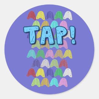 MiniTaps 10 Round Sticker