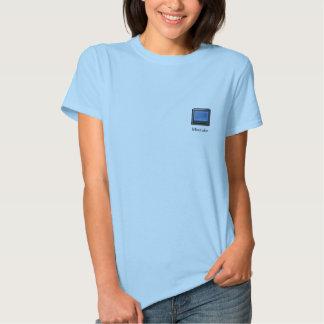Minitube application icon for ladies T-Shirt
