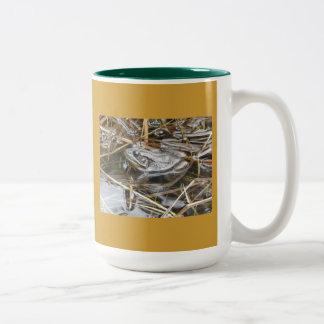 Mink Frog Mug