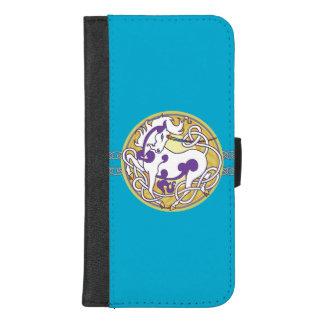 Mink Tech Runicorn iPhone 8/7 PLUS Wallet Case 6