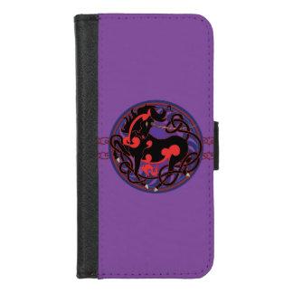 Mink Tech Runicorn iPhone 8/7 Wallet Case 2