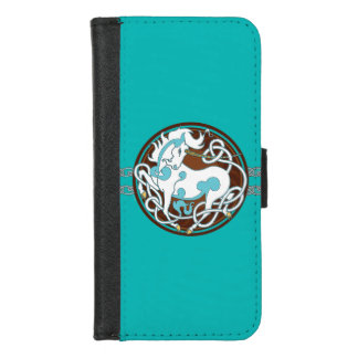 Mink Tech Runicorn iPhone 8/7 Wallet Case 3
