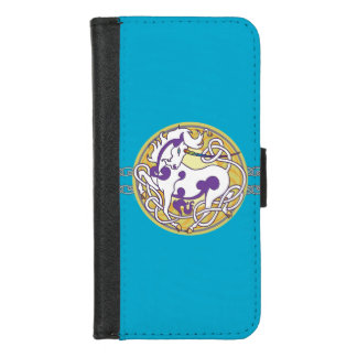 Mink Tech Runicorn iPhone 8/7 Wallet Case 6