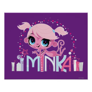 Minka en la ciudad grande 2 impresiones