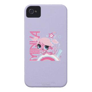 Minka in the Big City 1 Case-Mate iPhone 4 Case