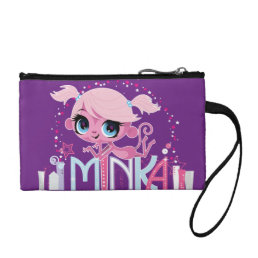 Minka in the Big City 2 Change Purse