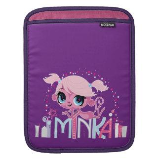 Minka in the Big City 2 iPad Sleeve