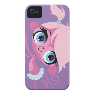 Minka the Hyper Monkey iPhone 4 Case