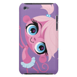 Minka the Hyper Monkey iPod Touch Cover