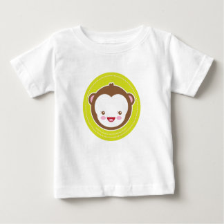 Minki Deluxe™  Logo Graphic Baby T-Shirt