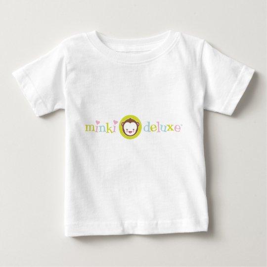 Minki Deluxe™ Logo Wear Baby T-Shirt