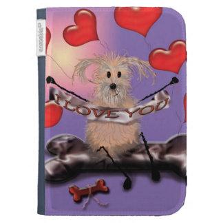 MINKIE MOO - I love you -Kindle cover