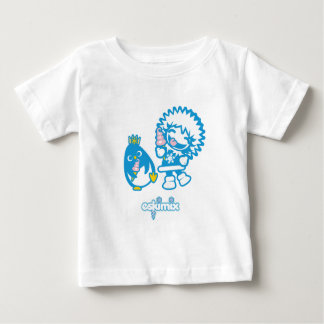 Minky and Rocky Baby T-Shirt