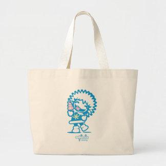 Minky Canvas Bag