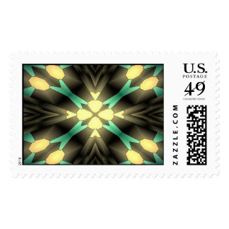 Minky Postage Stamps