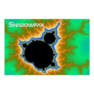 minMandel, Shadowfax Posters