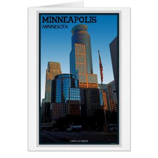 Minneapolis - Capella Tower Card