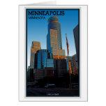 Minneapolis - Capella Tower Greeting Card