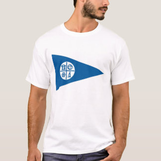 minneapolis city flag united states america T-Shirt