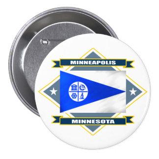 Minneapolis Diamond Pin