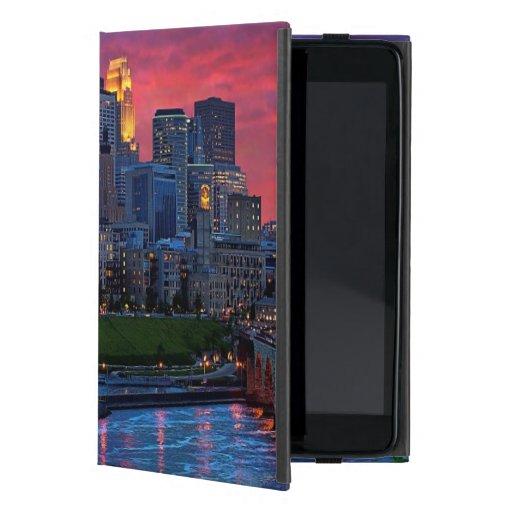 Minneapolis Eye Candy iPad Mini Case
