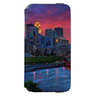 Minneapolis Eye Candy iPhone 6/6s Wallet Case
