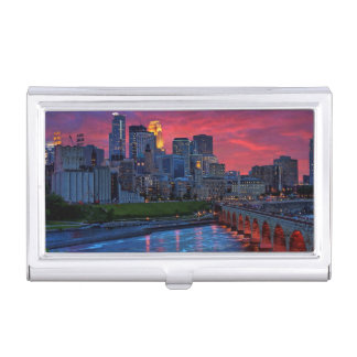 Minneapolis Eye Candy Case For Business Cards