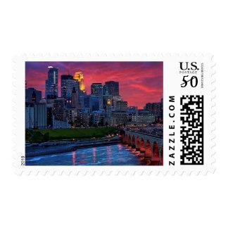 Minneapolis Eye Candy Postage