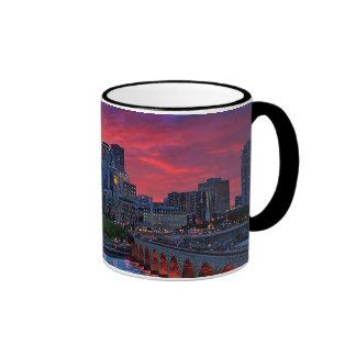 Minneapolis Eye Candy Ringer Coffee Mug