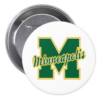 Minneapolis Letter Pins