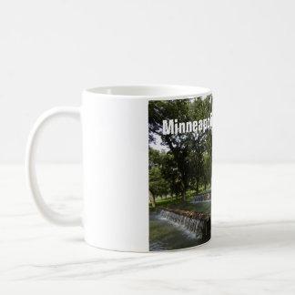Minneapolis Loring Park Fountain Photo Coffee Mug