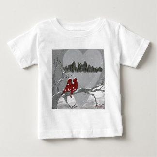 Minneapolis Love Birds Baby T-Shirt