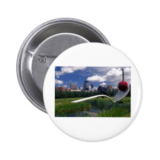 Minneapolis memorabilia buttons