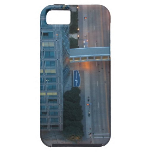 Minneapolis Minnesota Birds Eye View iPhone 5/5S Cases