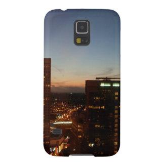 Minneapolis Minnesota City Skyline Galaxy S5 Cases