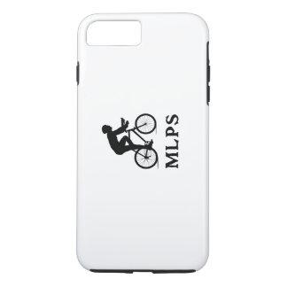 Minneapolis Minnesota Cycling MPLS iPhone 8 Plus/7 Plus Case