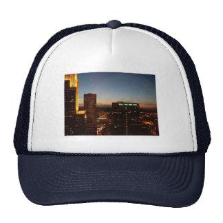 Minneapolis Minnesota Downtown City Skyline Trucker Hat