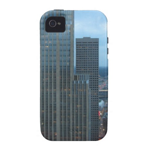 Minneapolis Minnesota Downtown Summer Vibe iPhone 4 Covers