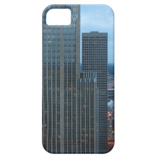 Minneapolis Minnesota Downtown Summer iPhone 5/5S Cases